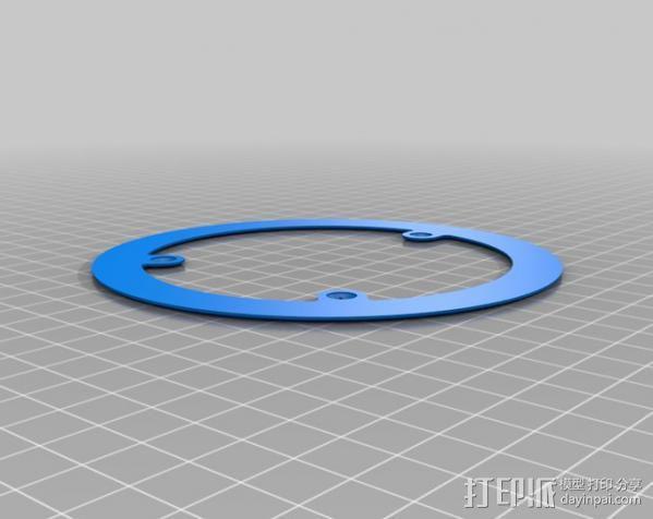谐波变压器 3D模型  图14