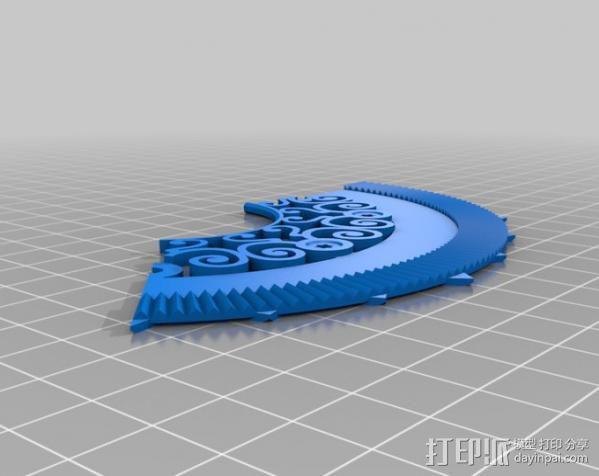 谐波变压器 3D模型  图15