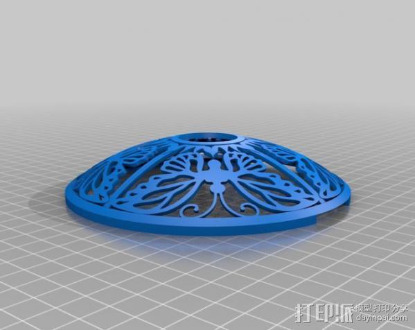谐波变压器 3D模型  图24