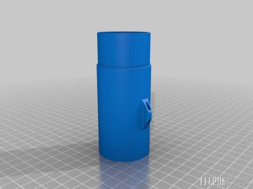 模块化火箭 3D模型  图6