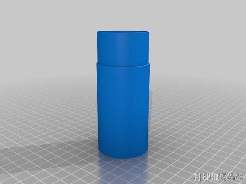 模块化火箭 3D模型  图8