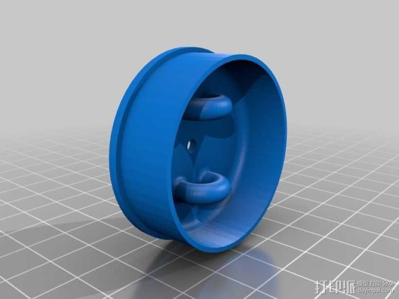 模块化火箭 3D模型  图17