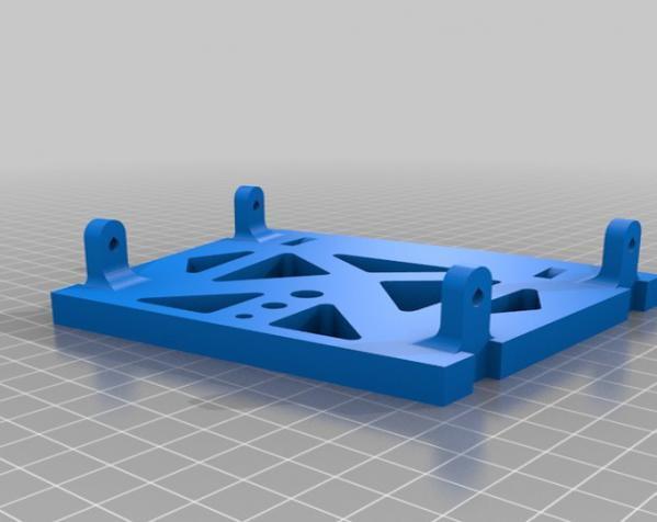 扶轮水培装置 3D模型  图6