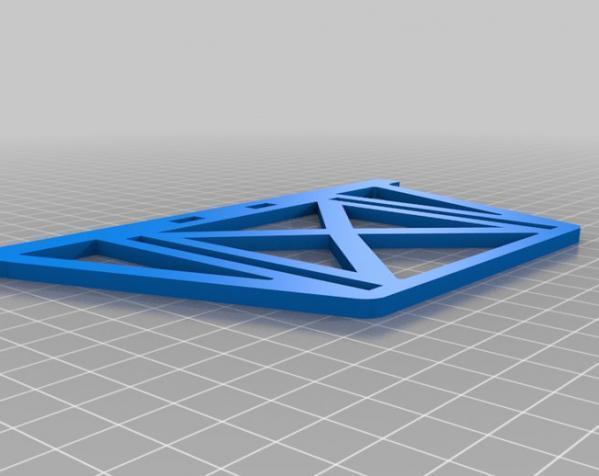扶轮水培装置 3D模型  图9