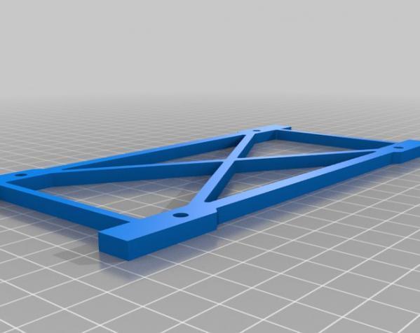 扶轮水培装置 3D模型  图8