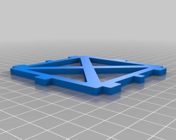 扶轮水培装置 3D模型  图12