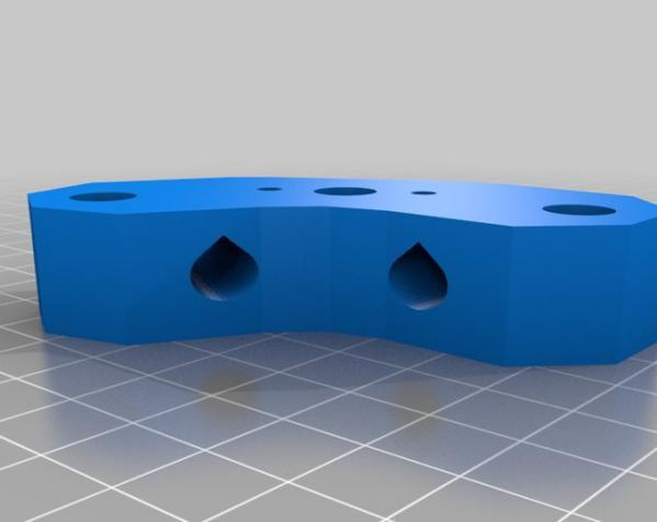 扶轮水培装置 3D模型  图15