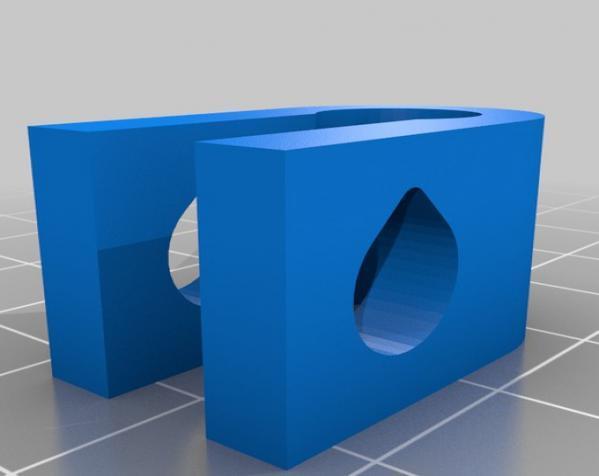 扶轮水培装置 3D模型  图19