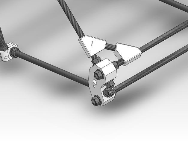 扶轮水培装置 3D模型  图42