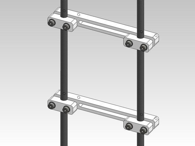 扶轮水培装置 3D模型  图44