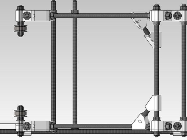 扶轮水培装置 3D模型  图43