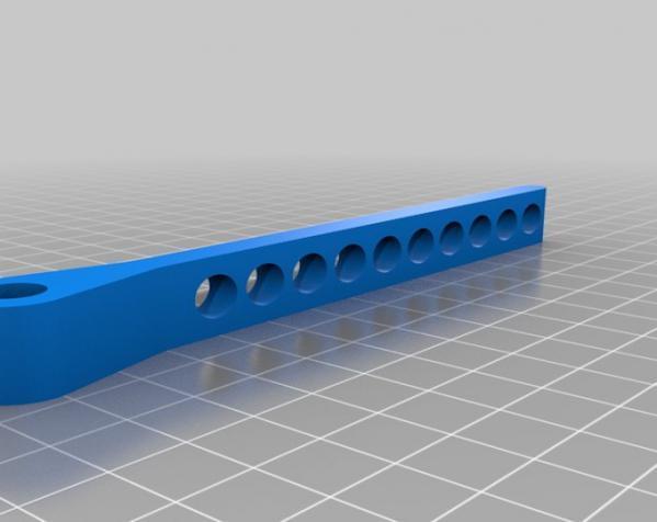 扶轮水培装置 3D模型  图48