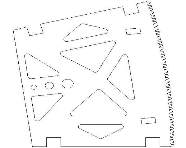 扶轮水培装置 3D模型  图53