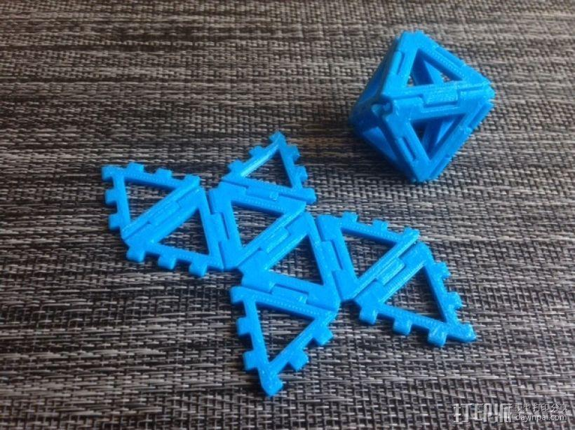 铰链多面体 3D模型  图5