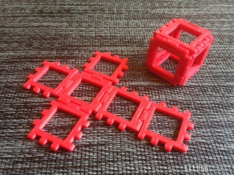 铰链多面体 3D模型  图6