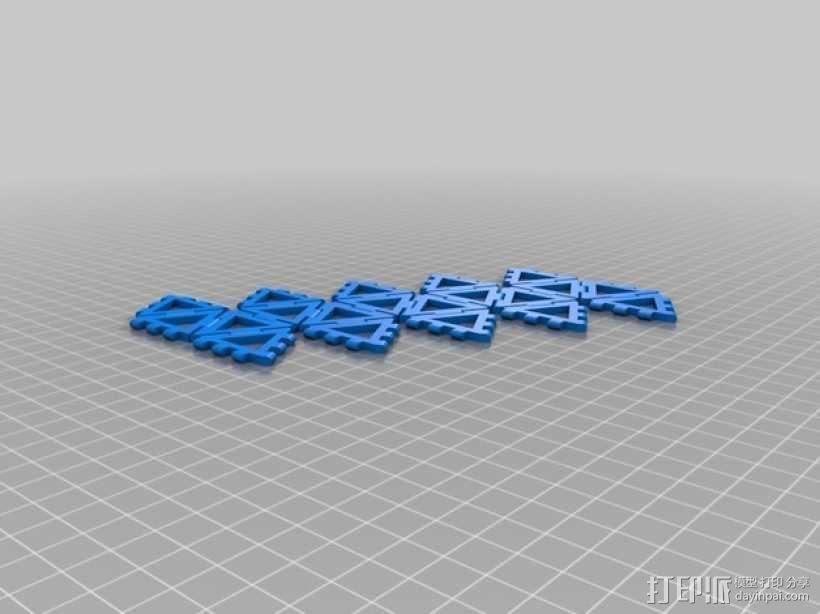 铰链多面体 3D模型  图8