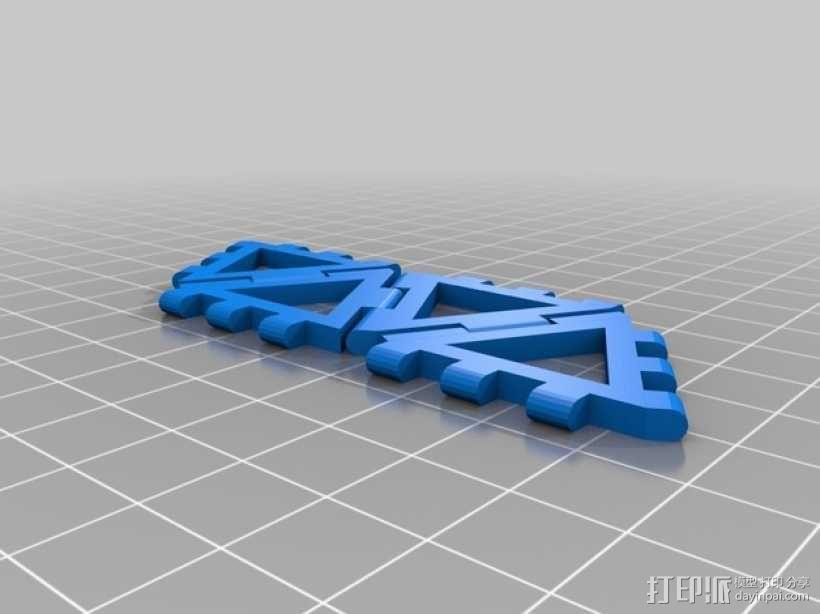 铰链多面体 3D模型  图12