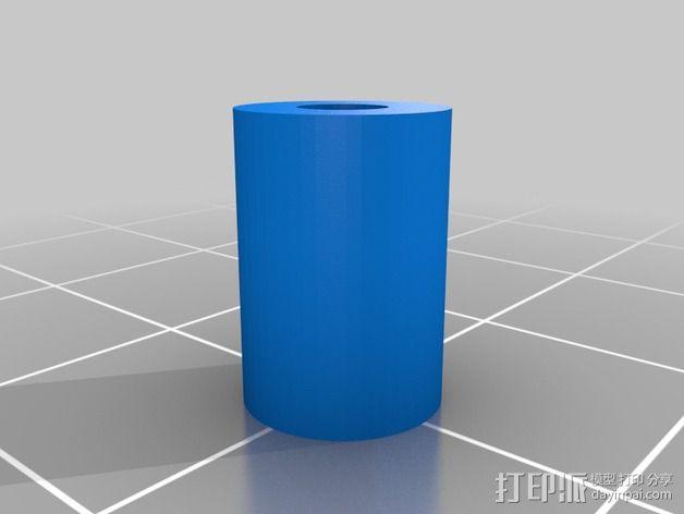 达芬奇 弹射器 3D模型  图9