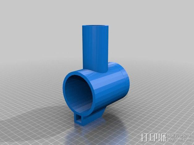 小风车 3D模型  图7