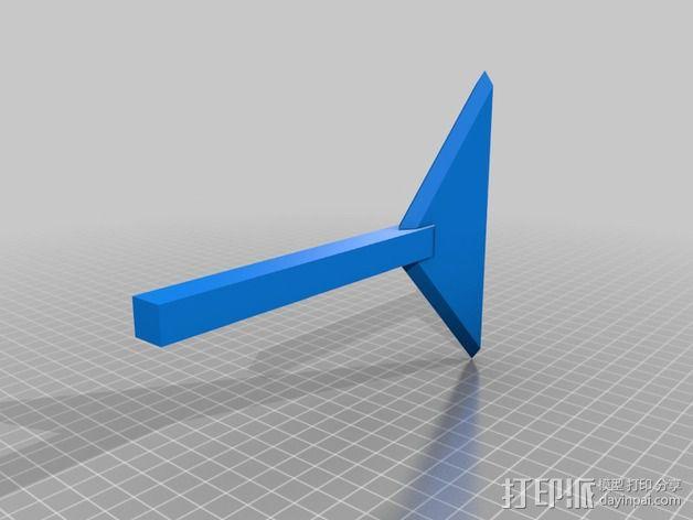 小风车 3D模型  图8