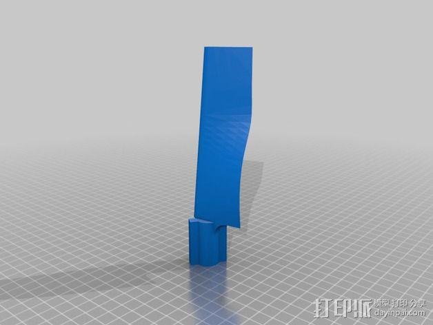 小风车 3D模型  图10