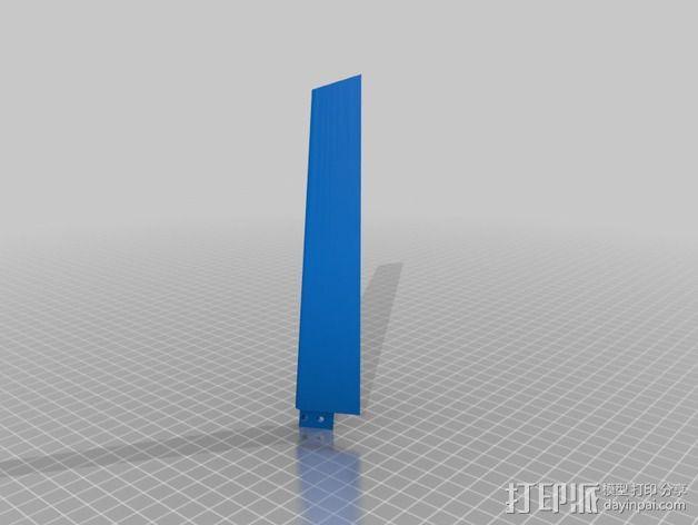 小风车 3D模型  图9