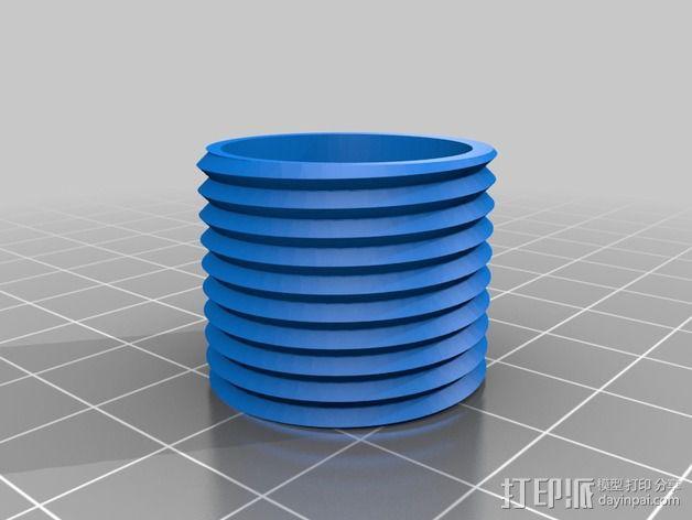 地球仪 3D模型  图2