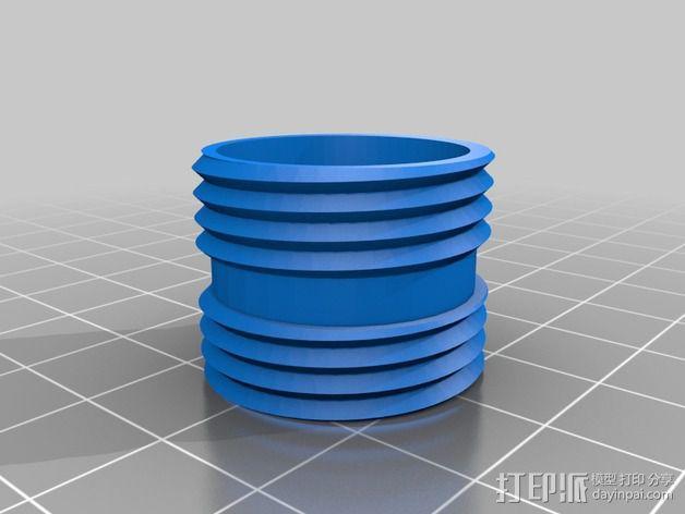 地球仪 3D模型  图3