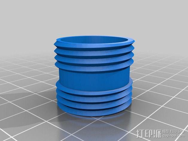 地球仪 3D模型  图5