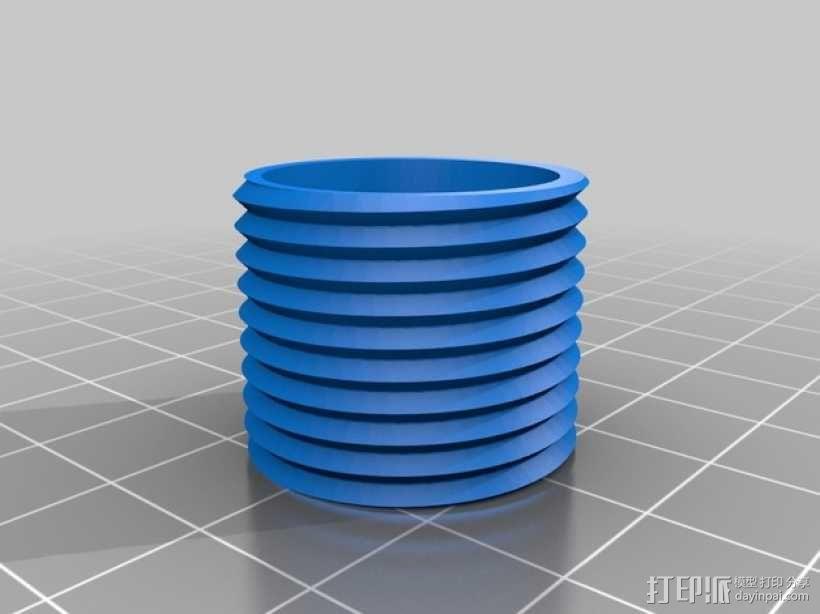 地球仪 3D模型  图9