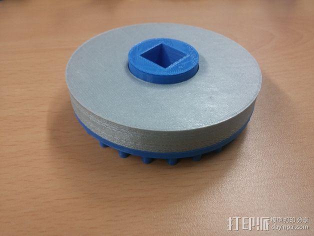 运动转换器 3D模型  图6