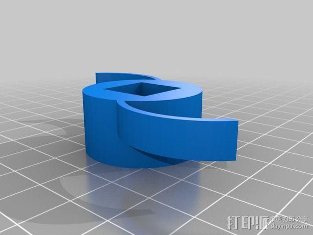 运动转换器 3D模型  图12
