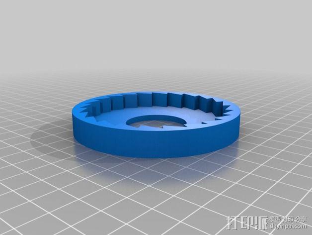 运动转换器 3D模型  图14