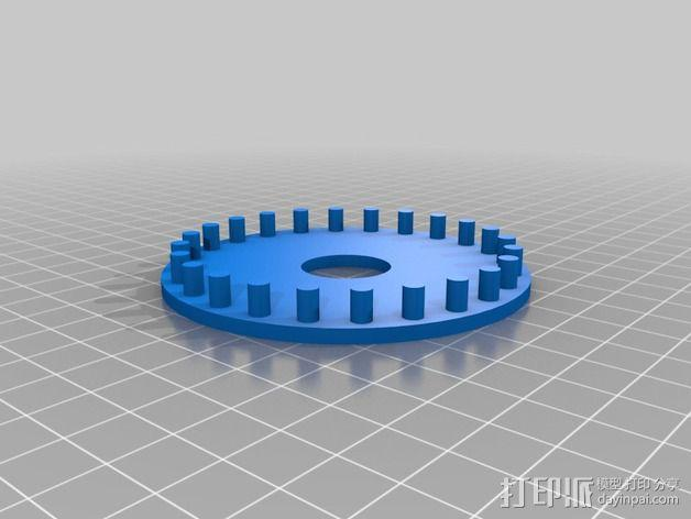 运动转换器 3D模型  图16