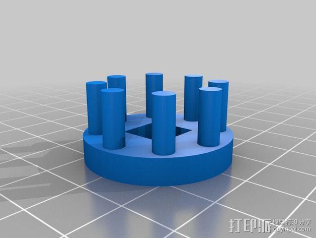 运动转换器 3D模型  图18