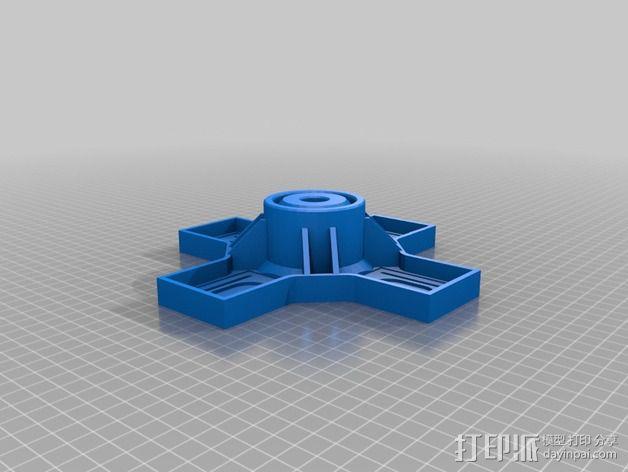 大号螺旋涡轮 3D模型  图9