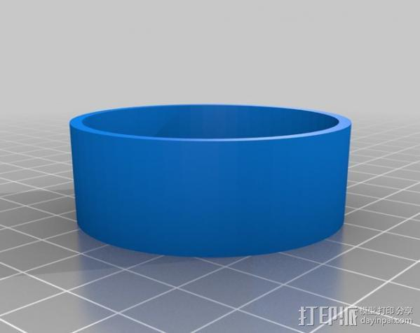 大号螺旋涡轮 3D模型  图13