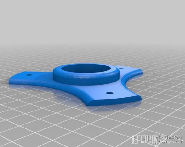 大号螺旋涡轮 3D模型  图16