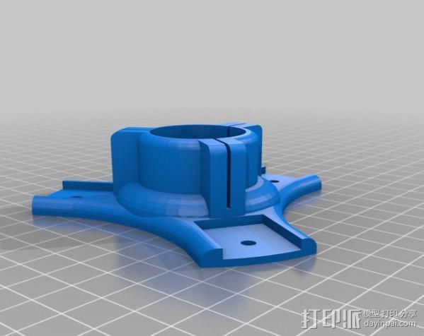 大号螺旋涡轮 3D模型  图17
