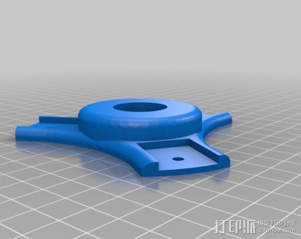 大号螺旋涡轮 3D模型  图20