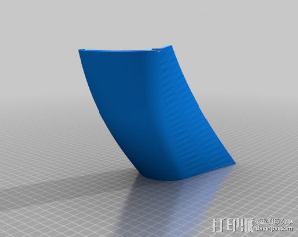 大号螺旋涡轮 3D模型  图21