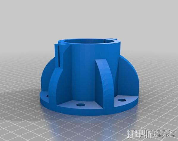大号螺旋涡轮 3D模型  图22