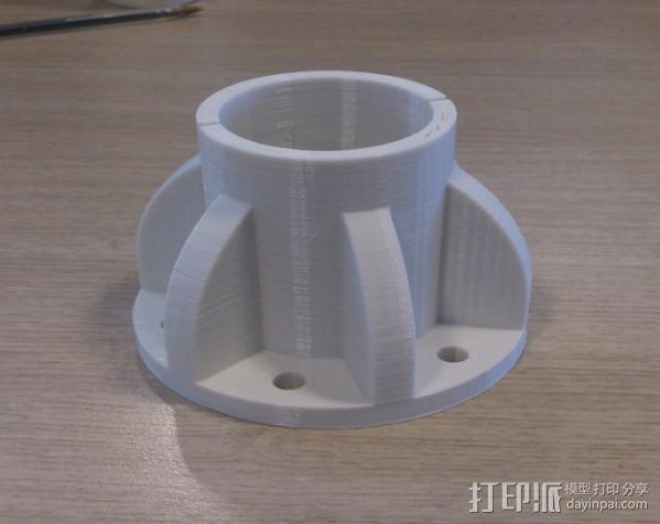 大号螺旋涡轮 3D模型  图25