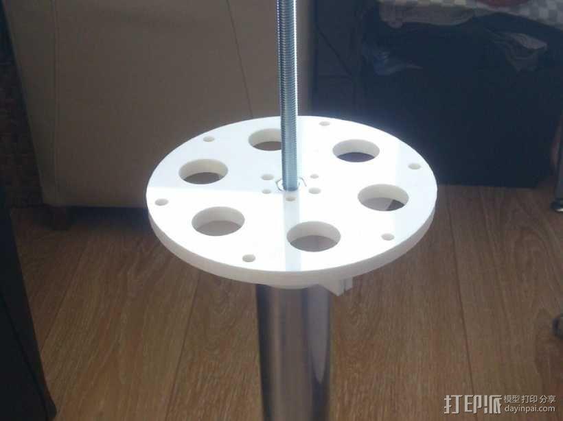 大号螺旋涡轮 3D模型  图28
