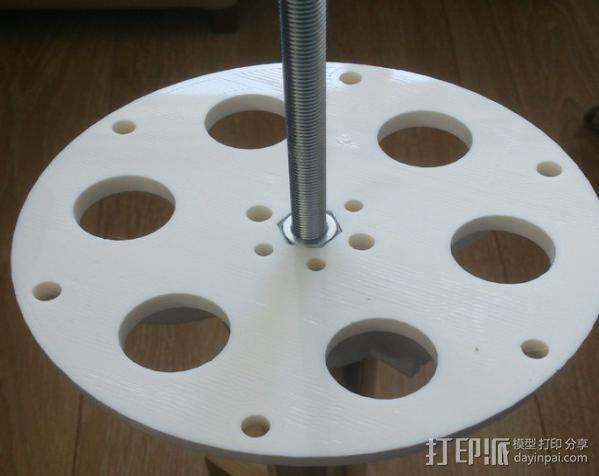 大号螺旋涡轮 3D模型  图29
