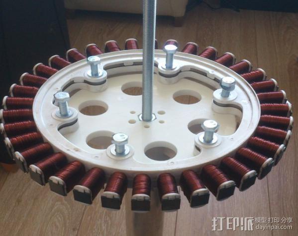 大号螺旋涡轮 3D模型  图30