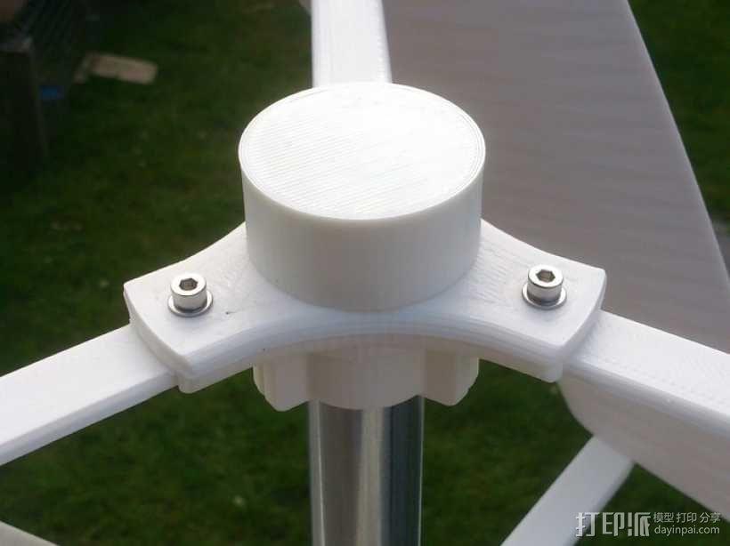 大号螺旋涡轮 3D模型  图33