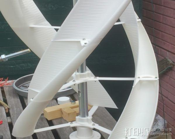 大号螺旋涡轮 3D模型  图40