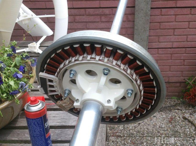 大号螺旋涡轮 3D模型  图43