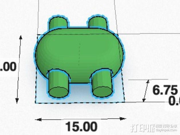 可折叠锁甲 3D模型  图9